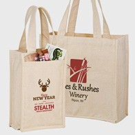 BAGS- Paper, Plastic, Bamboo, Polypropylene